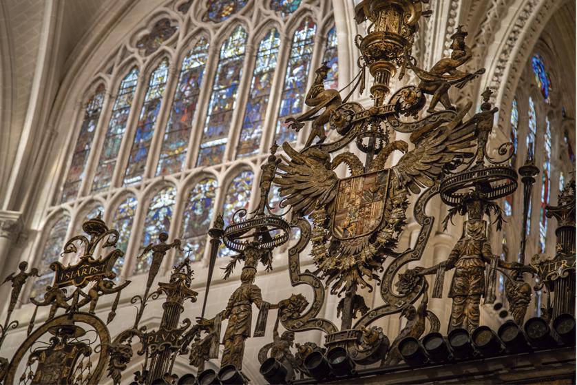 """Los Arzobispos de """"la Edad de Oro"""" de Toledo"""